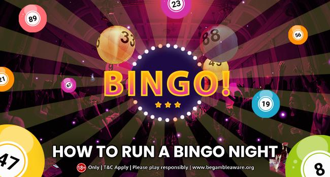 How to Run a Bingo Night
